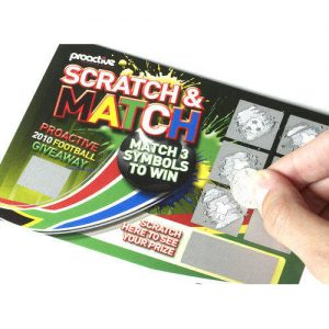 Improve Your Chances of Winning at Scratch Cards