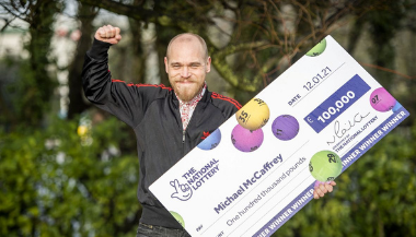 Tearful Win For Aspiring Businessman