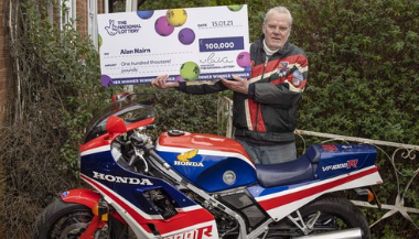 Cardiff man nearly loses £100,000 scratch-card win