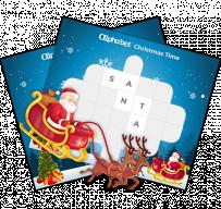 Themed - lucky 7 Christmas Time